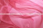 Mirror Organza - Fabric by the yard - 444 Lt Coral