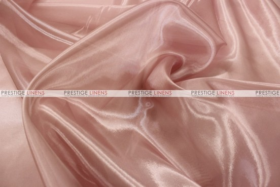 Mirror Organza - Fabric by the yard - 532 Mauve