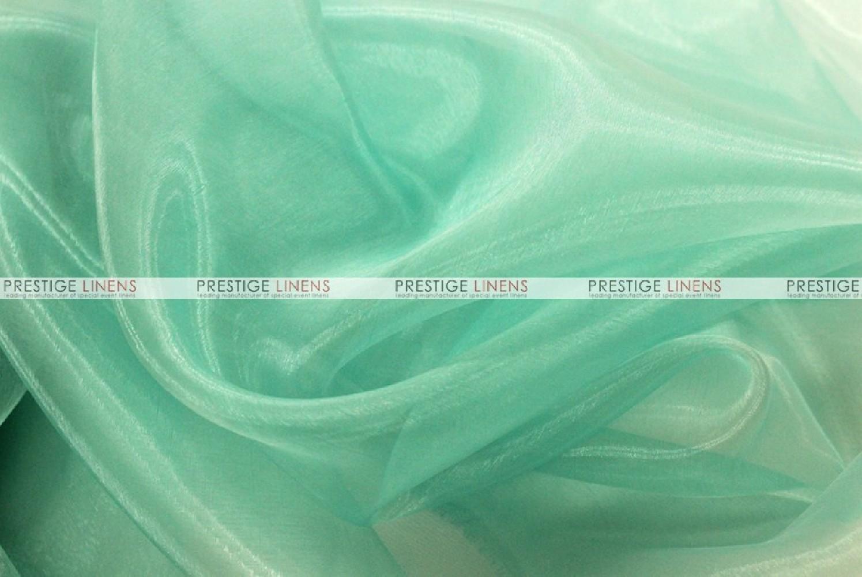 Mirror Organza Fabric By The Yard 730 Mint Prestige