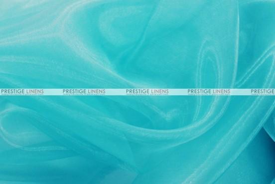 Mirror Organza - Fabric by the yard - 938 Dk Aqua
