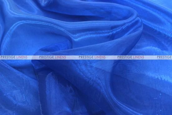 Mirror Organza - Fabric by the yard - 952 Lt Royal