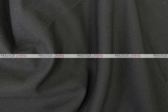 MJS Spun Poly - Fabric by the yard - Black