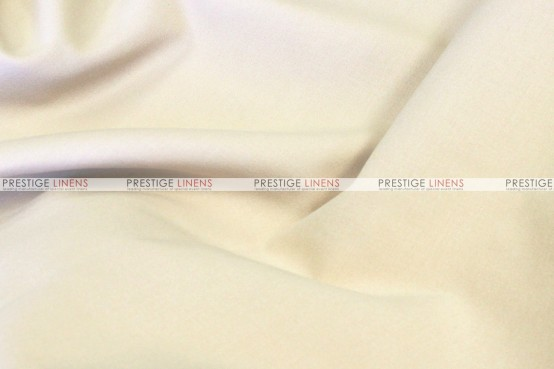 MJS Spun Poly - Fabric by the yard - Ivory