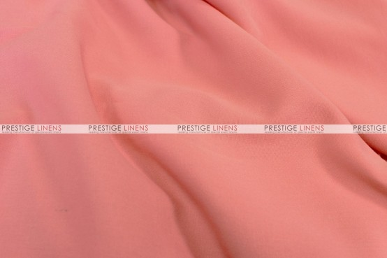MJS Spun Poly - Fabric by the yard - Salmon