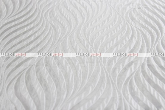Morocco - Fabric by the yard - White