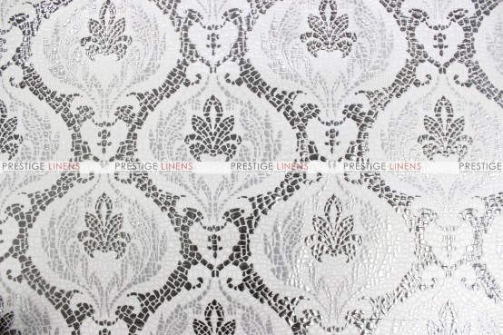 Mosaic - Fabric by the yard - Silver