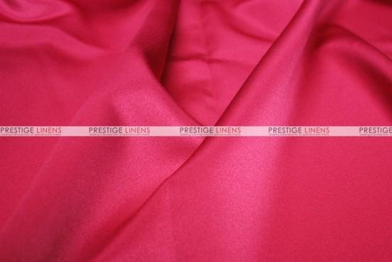 Mystique Satin (FR) - Fabric by the yard - Cerise