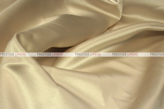 Mystique Satin (FR) - Fabric by the yard - Champagne