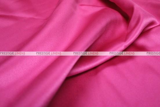 Mystique Satin (FR) - Fabric by the yard - Garden Fuchsia