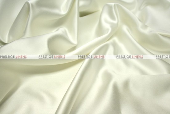 Mystique Satin (FR) - Fabric by the yard - Lace Ivory
