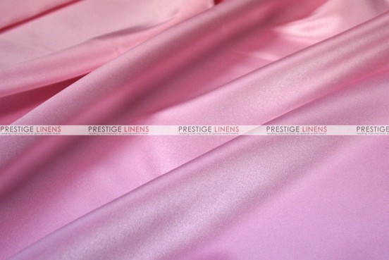 Mystique Satin (FR) - Fabric by the yard - Peppermint Pink