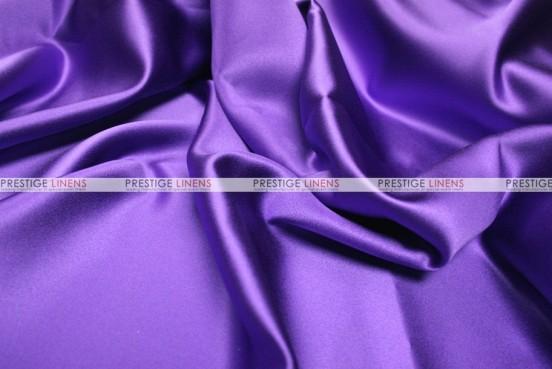 Mystique Satin (FR) - Fabric by the yard - Purple Majesty