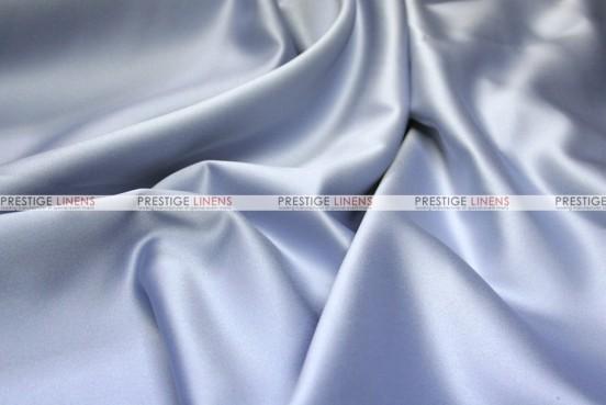 Mystique Satin (FR) - Fabric by the yard - Silver Cloud