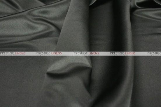 Mystique Satin (FR) - Fabric by the yard - Ultra Black