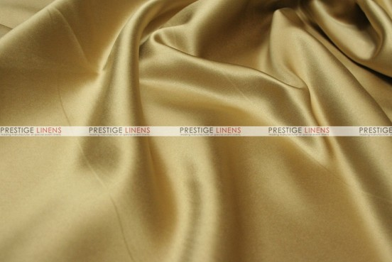 Mystique Satin (FR) - Fabric by the yard - Victorian Gold