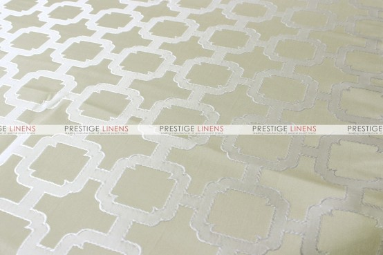 Nancy Graphic - Fabric by the yard - Ivory