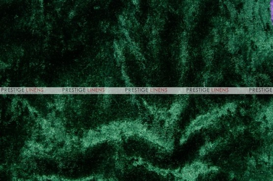 Panne Velvet - Fabric by the yard - Hunter