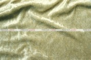 Panne Velvet - Fabric by the yard - Taupe