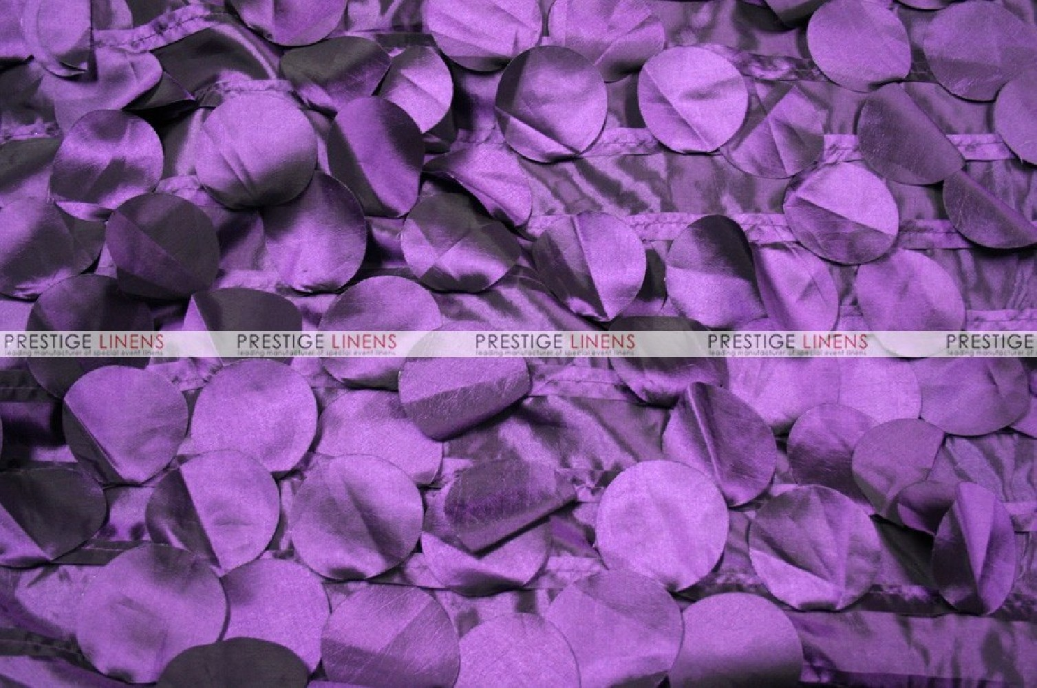 Petal Taffeta Fabric By The Yard Lt Plum Prestige Linens