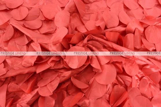 Petal Taffeta - Fabric by the yard - Red