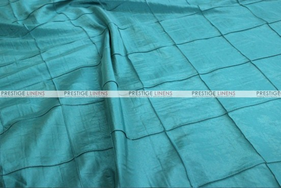 Pintuck Taffeta - Fabric by the yard - Aqua