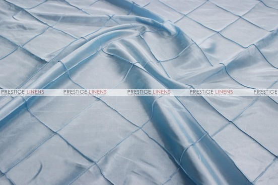 Pintuck Taffeta - Fabric by the yard - Baby Blue