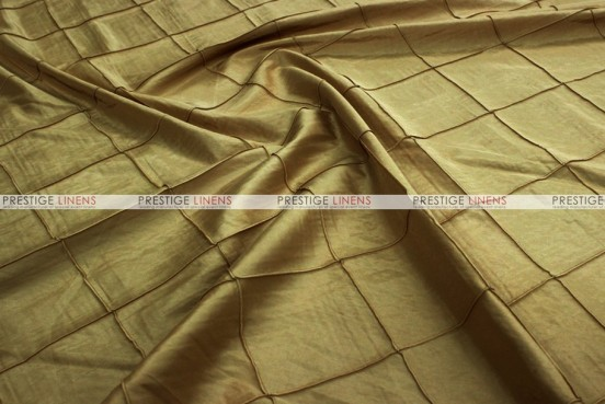 Pintuck Taffeta - Fabric by the yard - Camel