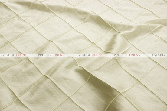 Pintuck Taffeta - Fabric by the yard - Ivory