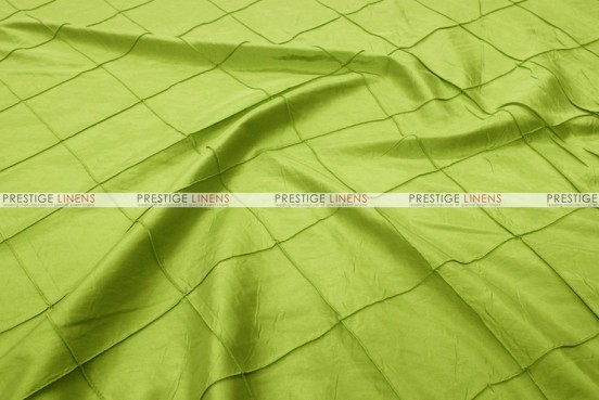 Pintuck Taffeta - Fabric by the yard - Lime