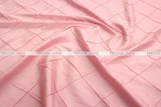Pintuck Taffeta - Fabric by the yard - Pink