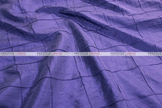 Pintuck Taffeta - Fabric by the yard - Purple