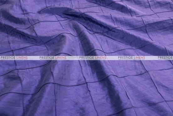 Pintuck Taffeta - Fabric by the yard - Purple