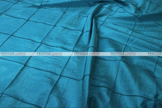 Pintuck Taffeta - Fabric by the yard - Teal