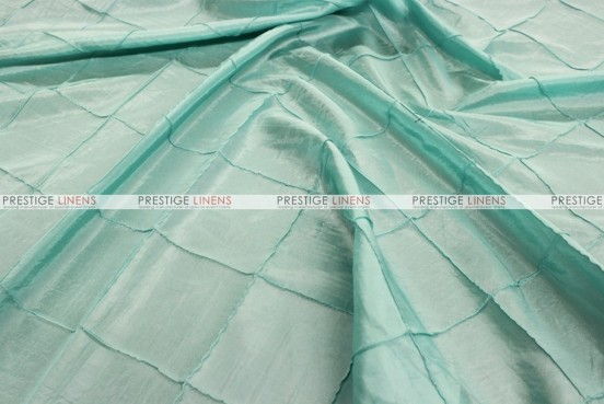 Pintuck Taffeta - Fabric by the yard - Tiffani Blue