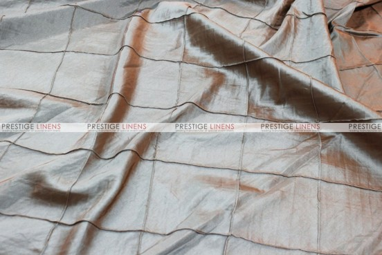 Pintuck Taffeta - Fabric by the yard - Tiffani/Champagne