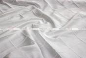 Pintuck Taffeta - Fabric by the yard - White