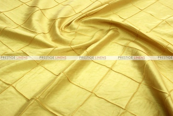 Pintuck Taffeta - Fabric by the yard - Yellow