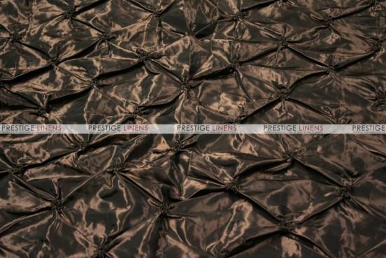 Pinwheel Taffeta - Fabric by the yard - Brown