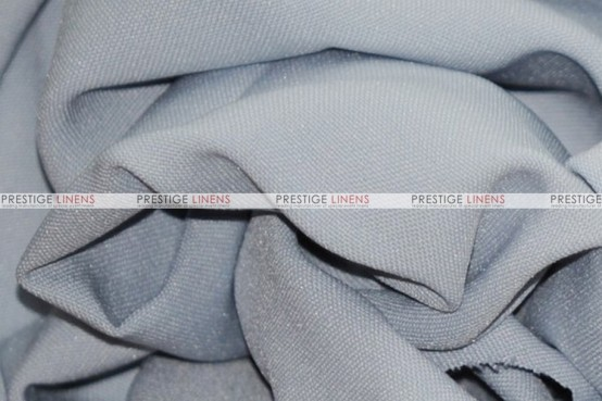 Polyester Poplin - Fabric by the yard - 1126 Silver