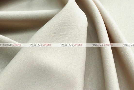 Polyester Poplin - Fabric by the yard - 130 Champagne