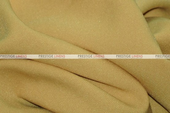 Polyester Poplin - Fabric by the yard - 226 Gold