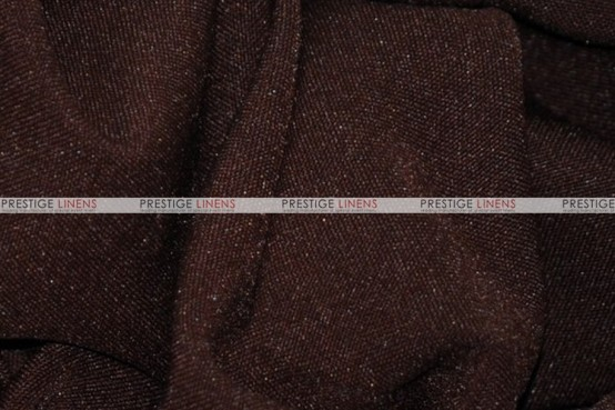 Polyester Poplin - Fabric by the yard - 333 Brown