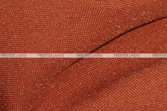 Polyester Poplin - Fabric by the yard - 337 Rust