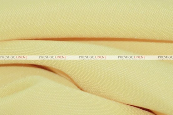 Polyester Poplin - Fabric by the yard - 427 Lt Yellow