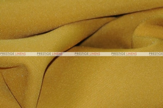 Polyester Poplin - Fabric by the yard - 429 Mustard