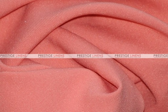 Polyester Poplin - Fabric by the yard - 432 Coral