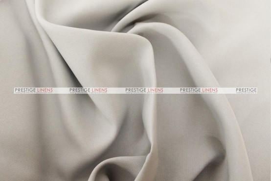 Polyester Poplin (Double-Width) - Fabric by the yard - 1126 Silver