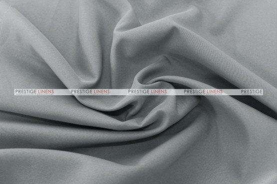 Polyester Poplin (Double-Width) - Fabric by the yard - 1128 Grey