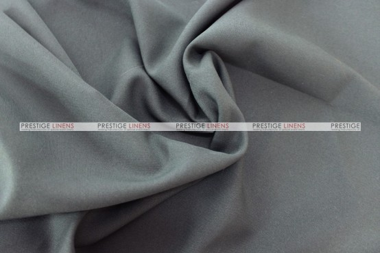Polyester Poplin (Double-Width) - Fabric by the yard - 1139 Charcoal
