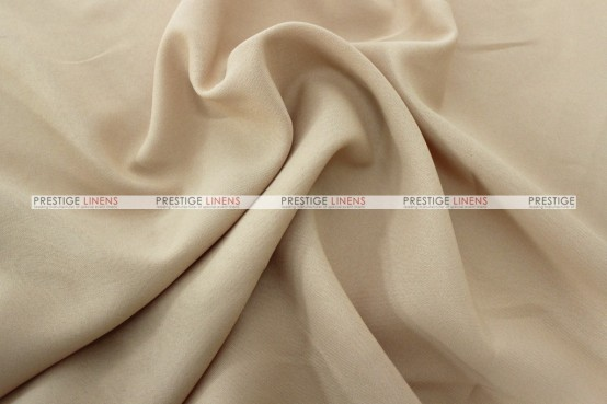 Polyester Poplin (Double-Width) - Fabric by the yard - 130 Champagne